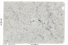 White Ice 2445 granite.